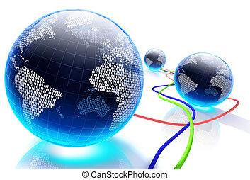 デジタル世界