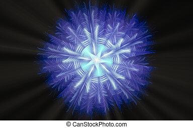 デジタル, 発生させる, イメージ, 中に, ∥, 形態, の, 抽象的, 幾何学的な 形, の, 様々, 陰, そして, 色, ∥ために∥, 使用, 中に, 網の設計, そして, コンピュータ・グラフィックス