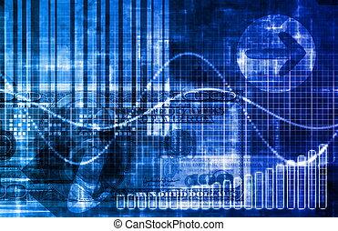 デジタル, 経済