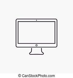 デスクトップコンピュータ, アイコン