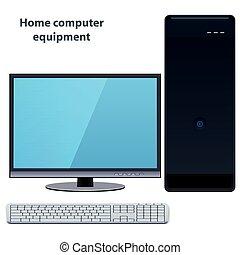 デスクトップコンピュータ