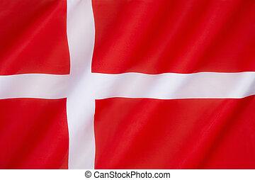 デンマークの旗