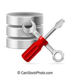 データベース, アイコン