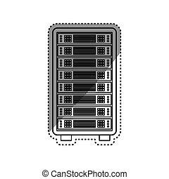 データベース, 貯蔵, コンピュータ