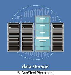 データ記憶, 概念