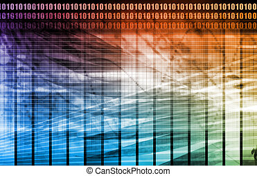 データ, ネットワーク, インターネット