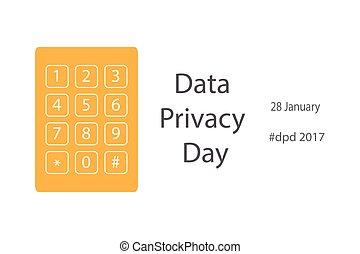 データ, 日, プライバシー