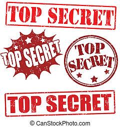トップの秘密, スタンプ