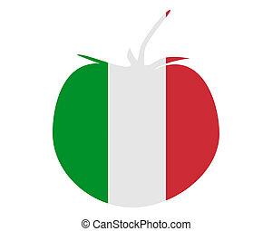 トマト, イタリア語