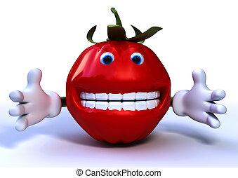 トマト, 特徴