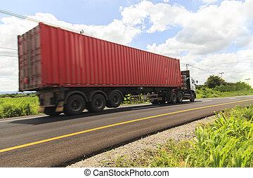 トラック, ハイウェー