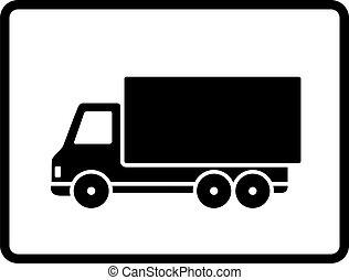 トラック, 出荷