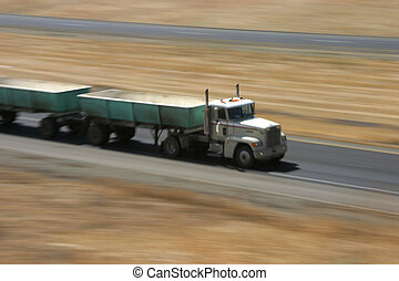 トラック, 4, スピード違反
