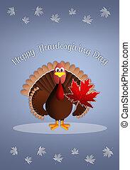 トルコ, ∥で∥, 葉, ∥ために∥, 感謝祭, 日