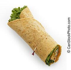 トルコ, サンドウィッチを包みなさい