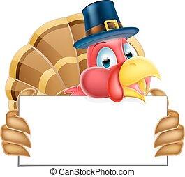 トルコ, 感謝祭, 保有物, 印