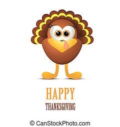 トルコ, 感謝祭, 幸せ