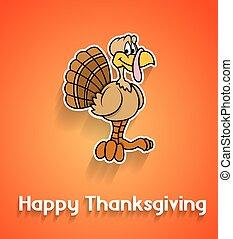 トルコ, 鳥, 日, 感謝祭