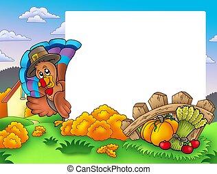 トルコ, 1, フレーム, 感謝祭