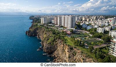 トルコ,  Antalya, 航空写真