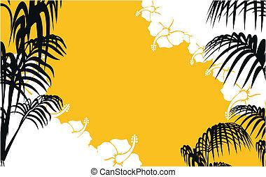 トロピカル, ハワイ, background9