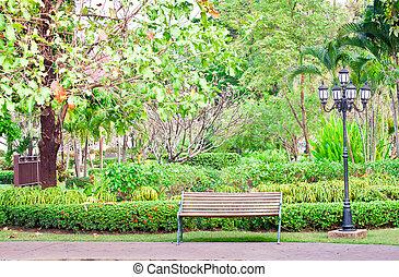 トロピカル, 公園