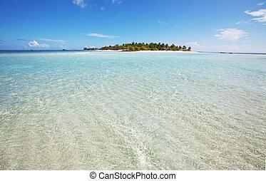 トロピカル, 島