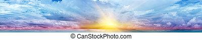 トロピカル, 日の出
