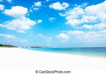 トロピカル, 海景
