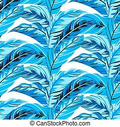 トロピカル, 花のパターン