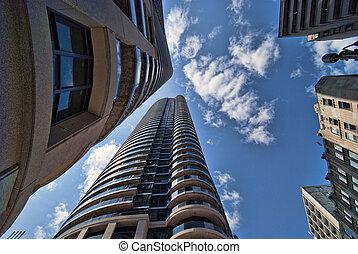 トロント, 超高層ビル, カナダ