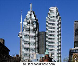 トロント, 超高層ビル