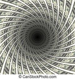 トンネル, ドル