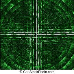 トンネル, cyber