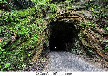 トンネル, nada, 取りつかれた