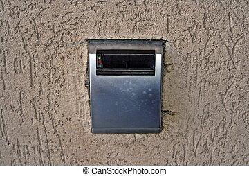 ドア, キー, カード