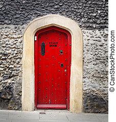 ドア, ステージ