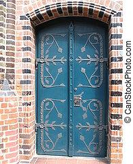 ドア, 側