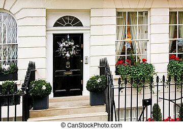 ドア, 前部, イギリス