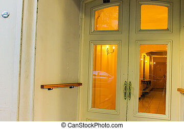 ドア, 型