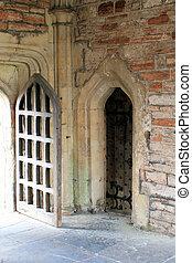 ドア, 教会