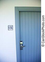 ドア, 数
