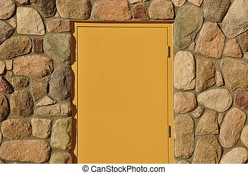 ドア, 空