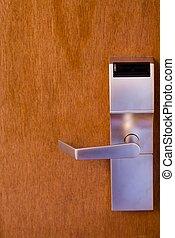 ドア, 部屋, ホテル
