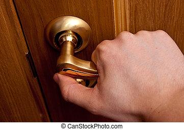 ドア, 開始