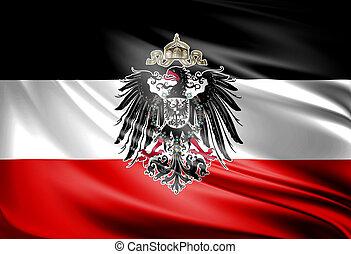 ドイツの旗, 帝国