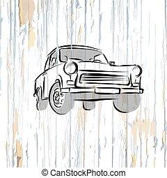 ドイツ語, 型, 背景, 木車