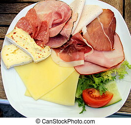 ドイツ語, 朝食