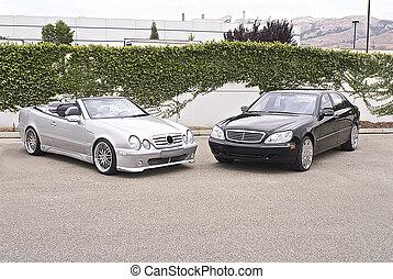 ドイツ語, 自動車, 贅沢