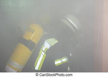 ドイツ語, 行動, 消防士